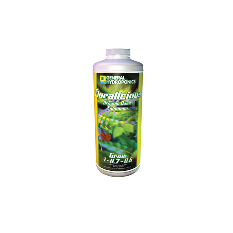 General Hydroponics Floralicious Grow 1 - 0.07 - 0.6