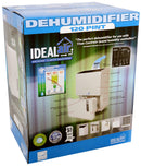 Ideal-Air Dehumidifier 60 Pint - Up to 120 Pints Per Day