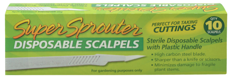 Super Sprouter Scalpel