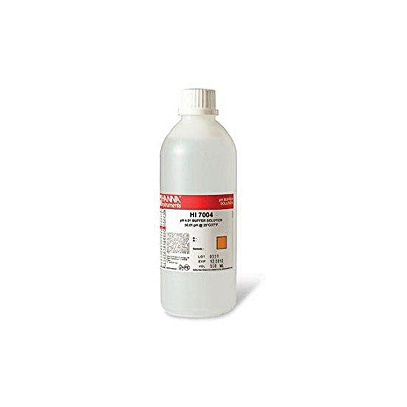 Hanna PH 4 Buffer 500 ML
