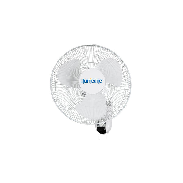 Hurricane Classic Oscillating Wall Mount Fan 16 in