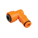 Hydro-logic Evolution Waste Reducer Elbow - 1:1 Ratio