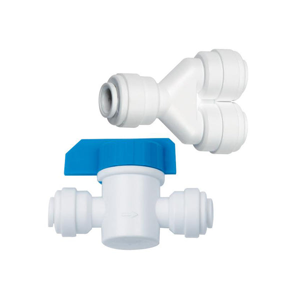 Hydro-logic QC Fittings - 1/4 in