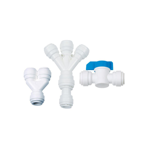 Hydro-logic QC Fittings - 3/8 in