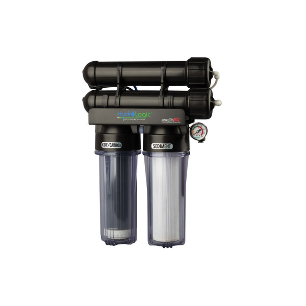 Hydro-logic Stealth RO 300 with KDF Carbon Filter