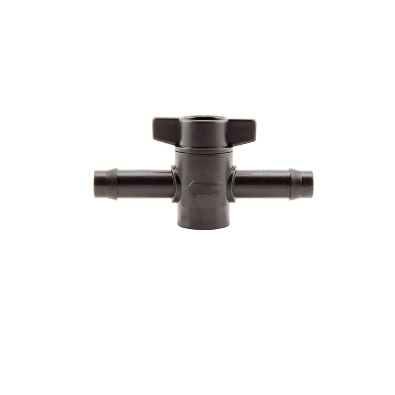 Hydro Flow® Premium Barbed Fittings & Valves with Bump Stop 1/2 in