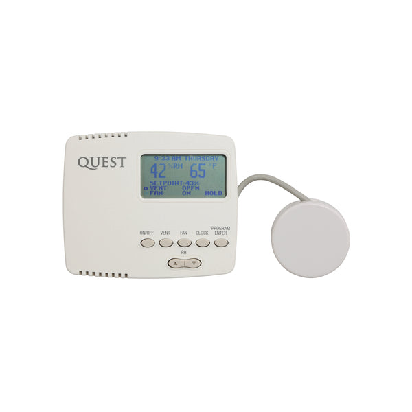 Quest DEH 3000R Wall Mounted Humistat