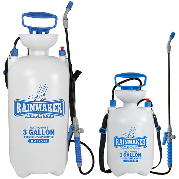 Rainmaker Pressurized Pump Sprayers