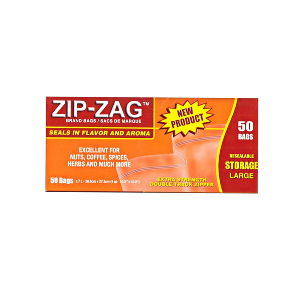 ZIP-ZAG Original Large Bags
