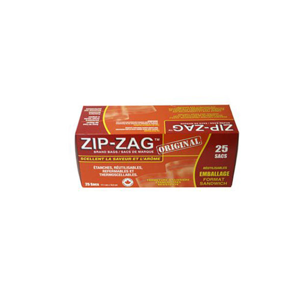 Zip-Zag Original Sandwich Bags