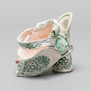 GREEN LOTUS SHOE