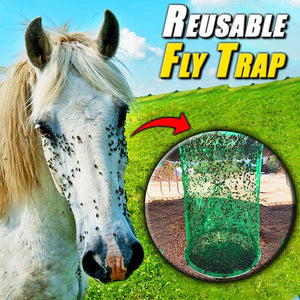 【ONLY $9.99 Clearance sale!!!】Ranch Fly Trap - The Most Effective Method To Reduce Flies