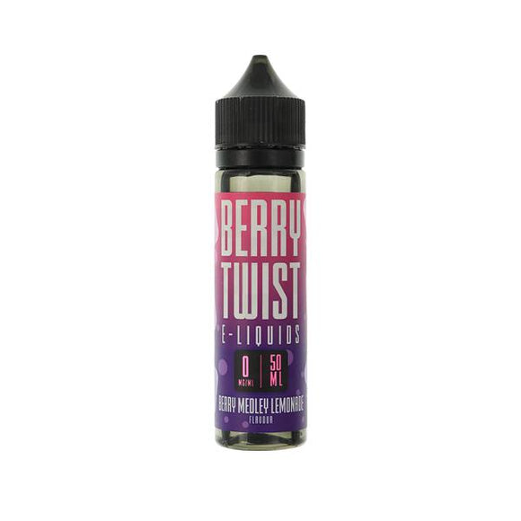 Berry Twist 0mg 50ml Shortfill (70VG/30PG)