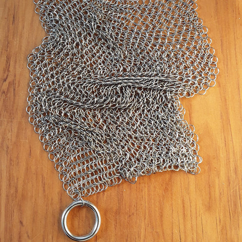 Chainmaille Scourers