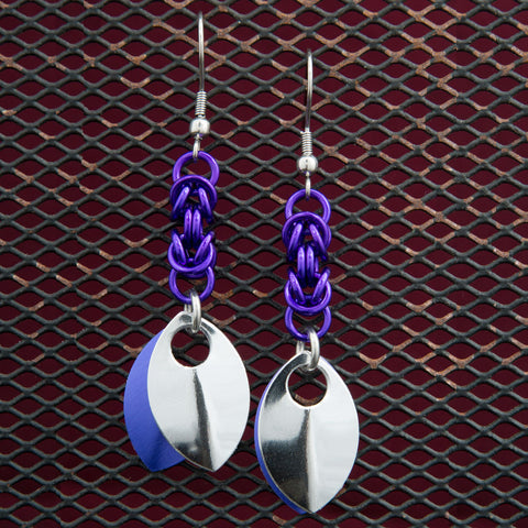 Dragontail Earrings