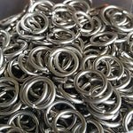 Stainless Steel Jumprings 16G