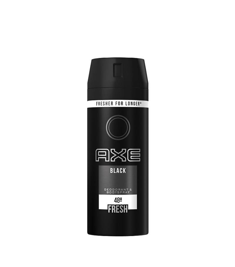 Deo Spray Black