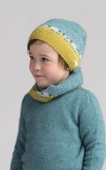 Load image into Gallery viewer, KID'S SHEEP BEANIE - Woolshed Gallery