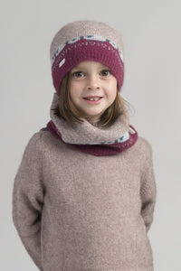 KID'S SHEEP BEANIE - Woolshed Gallery