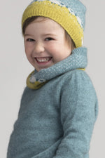 Load image into Gallery viewer, KID'S SHEEP SNOOD - Woolshed Gallery