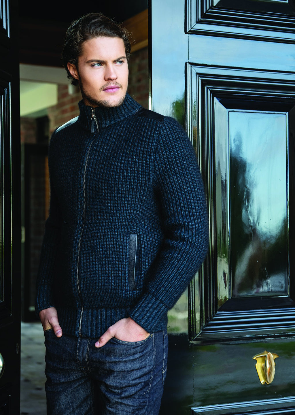 FORRESTER JACKET - Woolshed Gallery