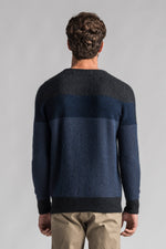 Load image into Gallery viewer, TEXTURE CREW SWEATER (limited sizes)