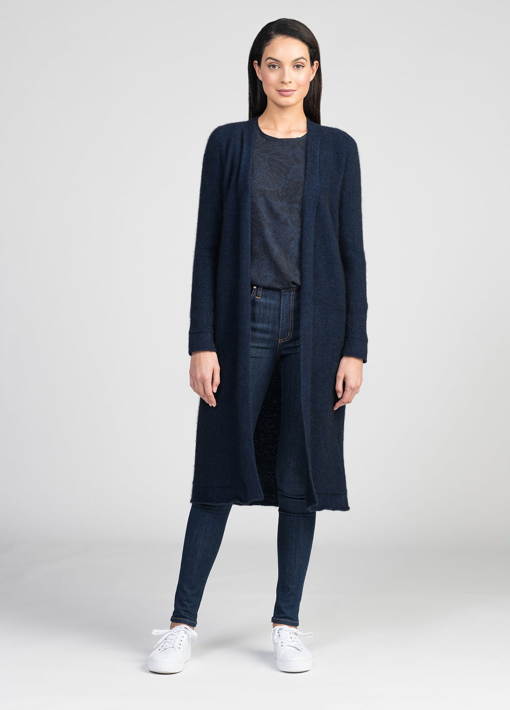 COAT CARDI - Woolshed Gallery