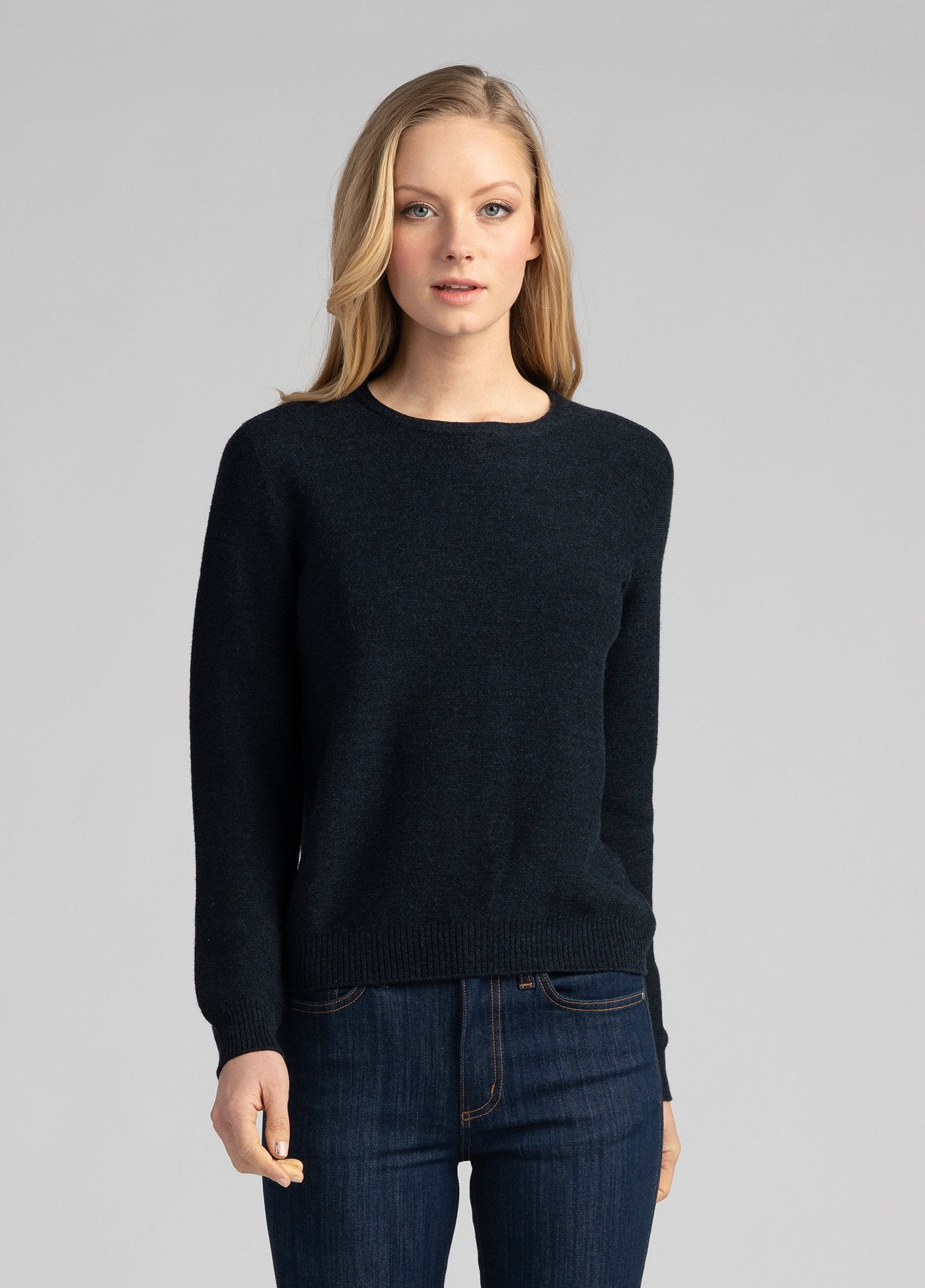 STITCH SWEATER - Woolshed Gallery