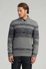 Load image into Gallery viewer, HERITAGE SWEATER - Woolshed Gallery