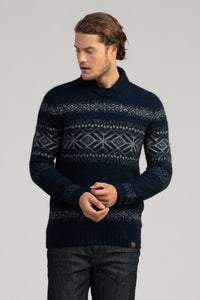 HERITAGE SWEATER - Woolshed Gallery