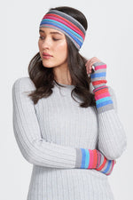 Load image into Gallery viewer, MULTI STRIPE HEADBAND - Woolshed Gallery