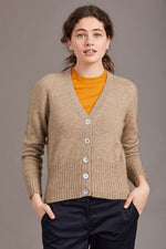 Load image into Gallery viewer, POSSUM MERINO RIB CARDI