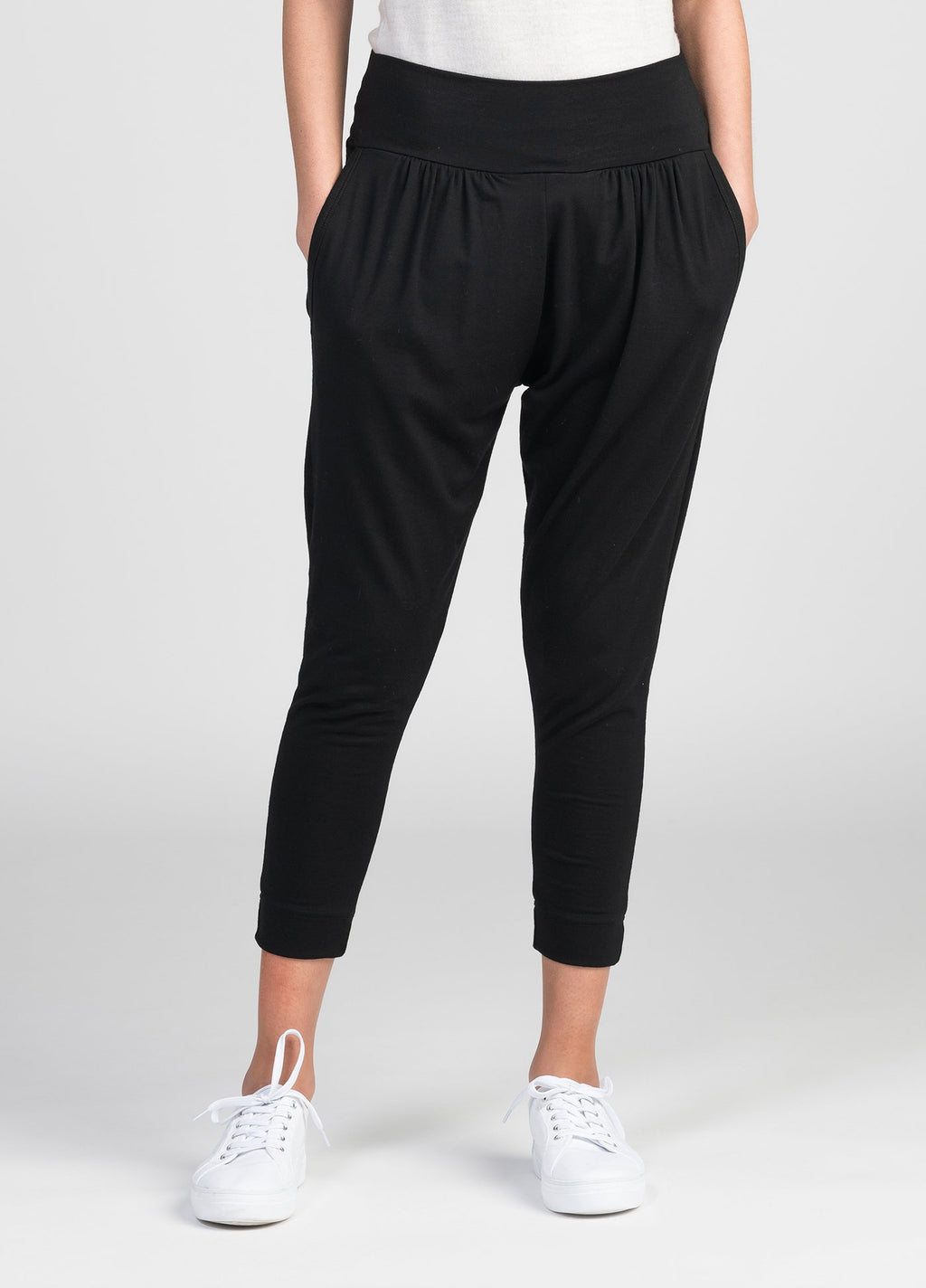 SLIM POCKET PANT - Woolshed Gallery