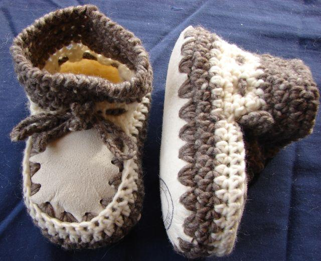 TODDLERS BOOTIES - Woolshed Gallery