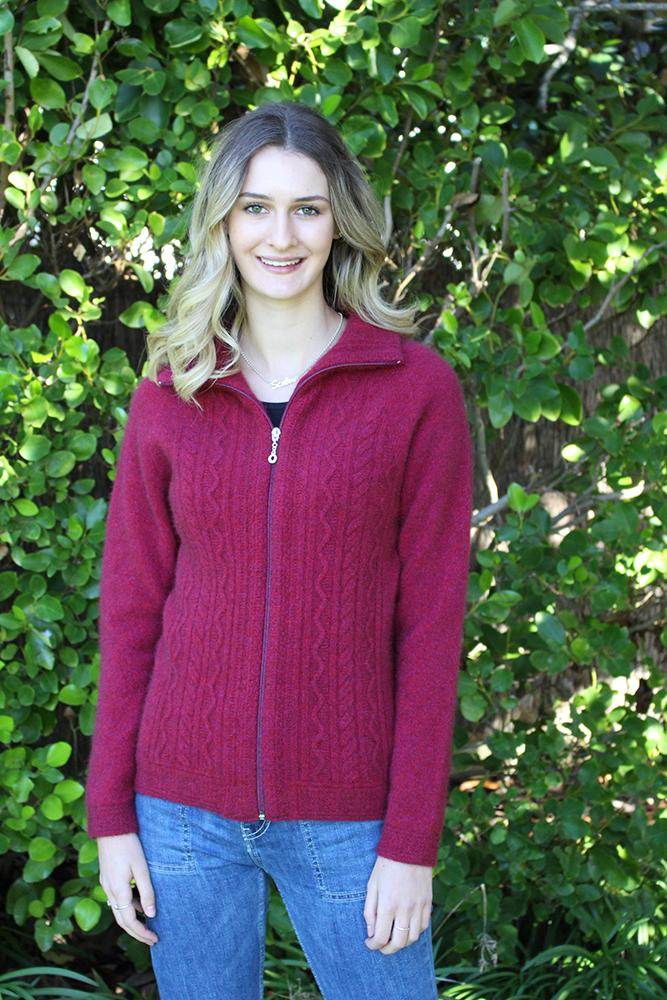 HELIX JACKET - Woolshed Gallery