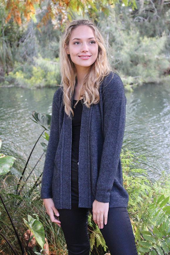 RELAXED JACKET - Woolshed Gallery