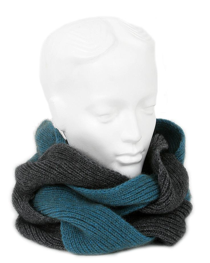 PLAIT COWL - Woolshed Gallery