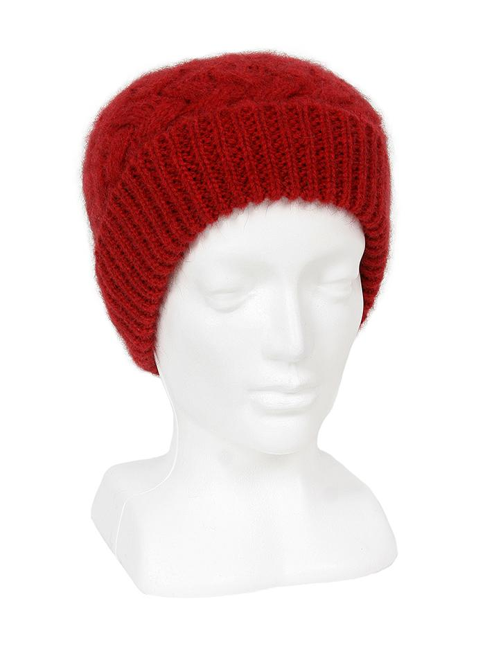 WOVEN BEANIE - Woolshed Gallery
