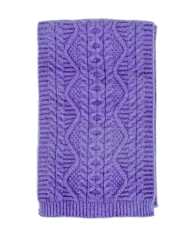 OPITO CABLE SCARF - Woolshed Gallery