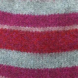 ACCENT STRIPE SOCK - Woolshed Gallery