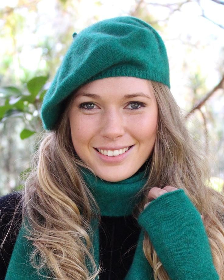 PLAIN BERET - Woolshed Gallery