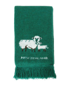 SHEEP SCARF - Woolshed Gallery
