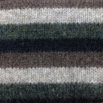 Load image into Gallery viewer, MULTI STRIPED SOCK - Woolshed Gallery