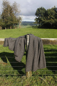 LIGHTWEIGHT BLANKET - Woolshed Gallery