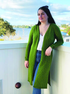 DUSTER COAT - Woolshed Gallery