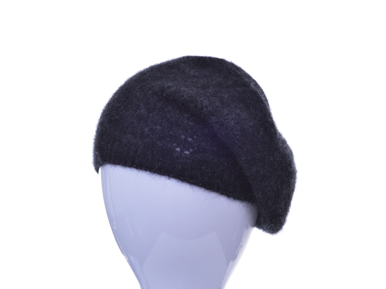 CABLE BERET - Woolshed Gallery