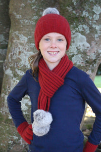 COTTONTAIL BEANIE - Woolshed Gallery