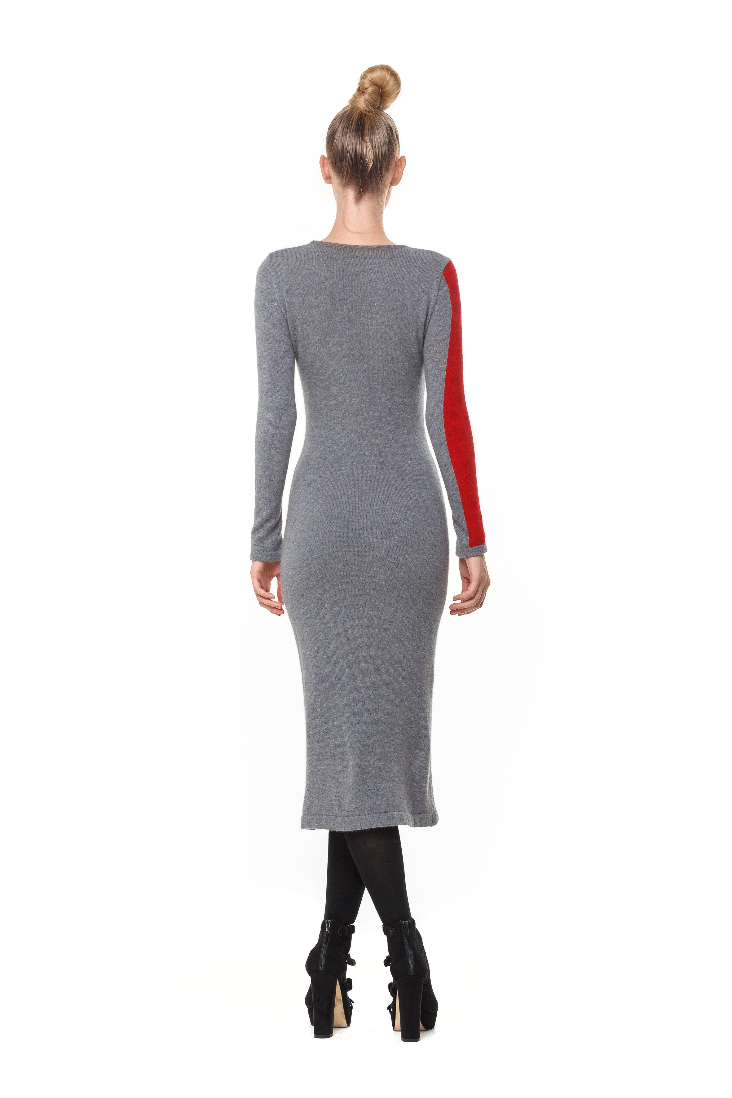 COLOUR BLOCK MIDI - Woolshed Gallery