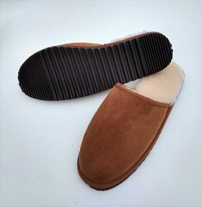 ESSENTIAL SCUFF (HARD SOLE) - Woolshed Gallery