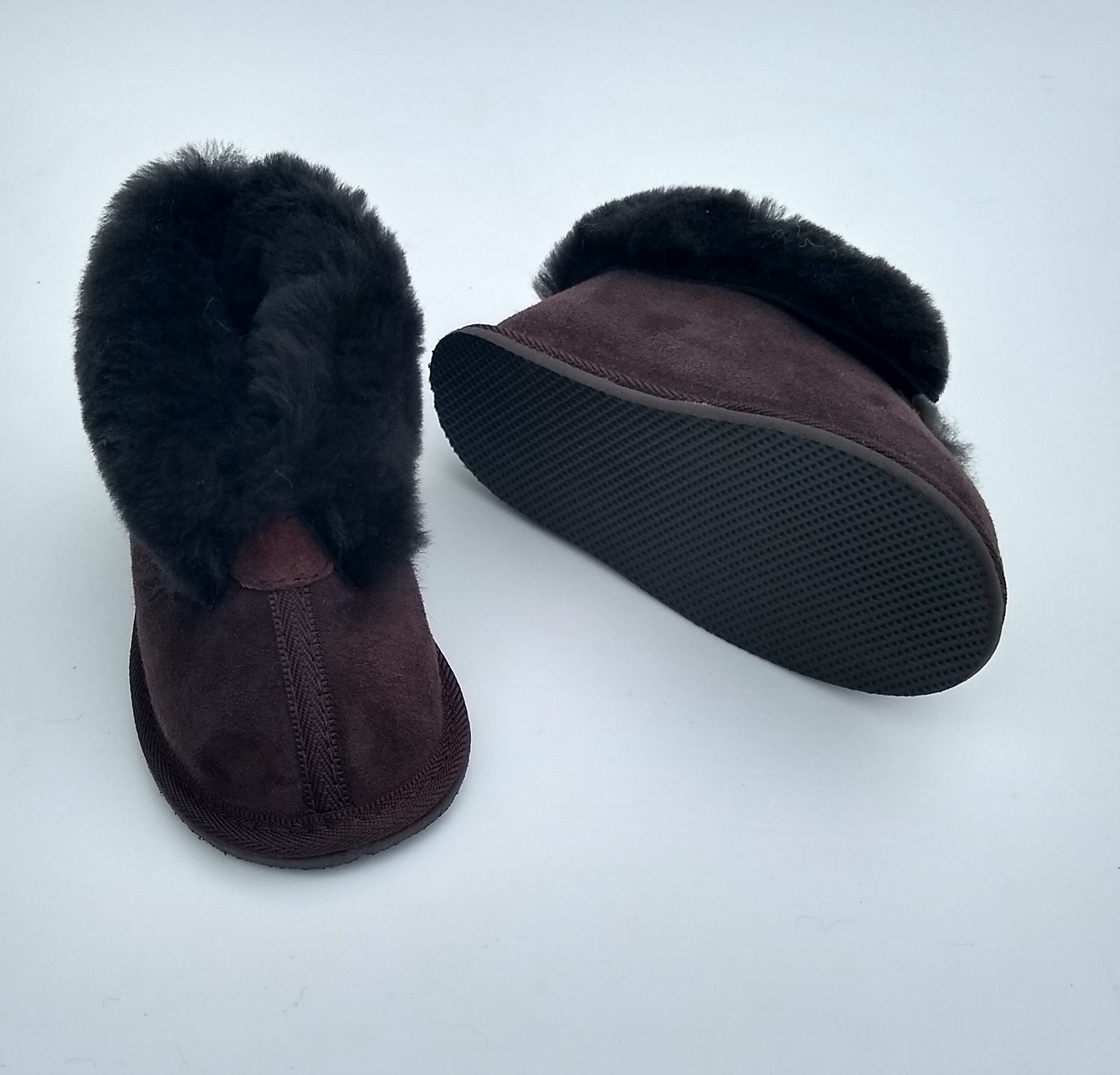MORGAN CHILD'S SLIPPER - Woolshed Gallery